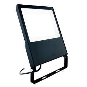 100W Osram DOB LED Floodlight IP66 Black for Pubs, Hotels, Breweries and Commercial Lighting Applications