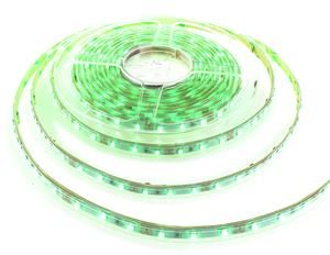 24W Green LED Reel IP67 12V 5 Metres