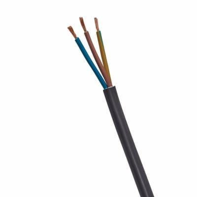 H05BN4-F Black Cable 100m