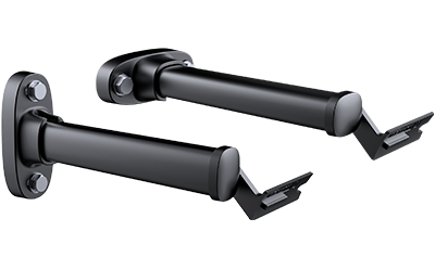 Quick-Fix Pro Bracket Available In Various Sizes And Can Be Painted To Match The Nanolight LED Trough Light