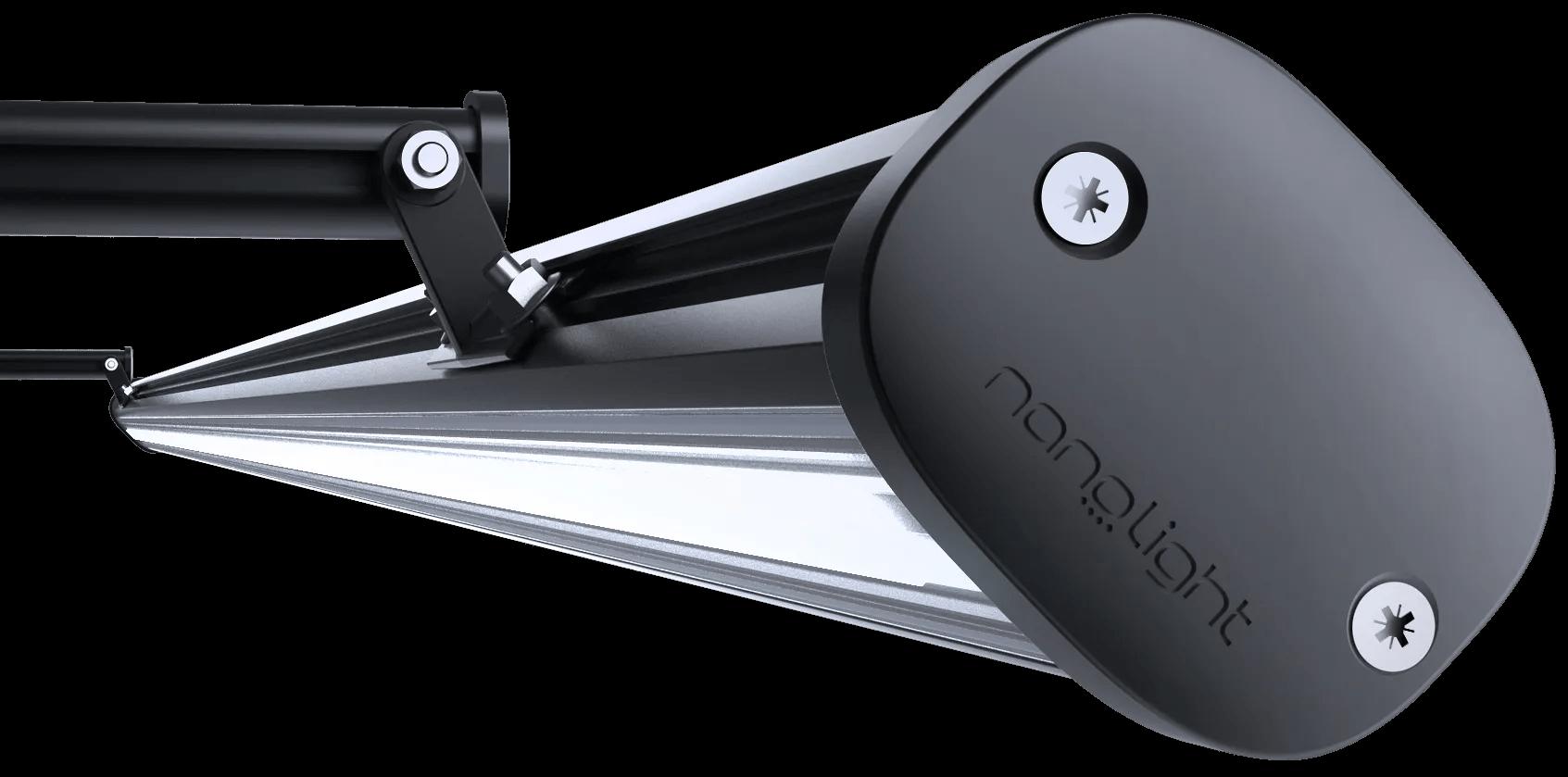LED Sign Light: Nanolight IP66 Waterproof Side Profile of Trough Light